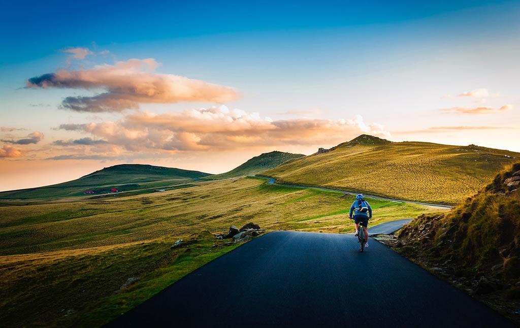 Faire du cyclisme ou du vélo pendant les vacances en Roumanie