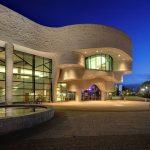 Le musée de la civilisation à Ottawa au Canada