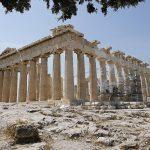 Les beaux monuments culturels en Grèce