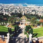 Park Haifa monument en Israel
