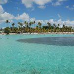 Plage de Sainte Anne en Guadeloupe