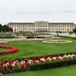 Le Château de Schönbrunn à Vienne autriche en Autriche