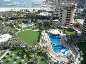 Les hébergements à Dubai