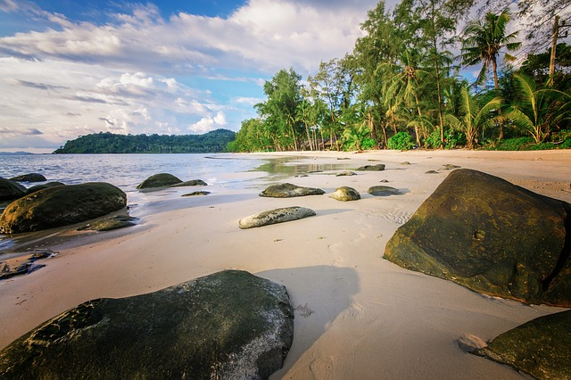 Koh Kood Beach en Thailande