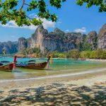 Plage en Thailande