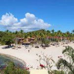Andilana beach à Nosy Be Madagascar