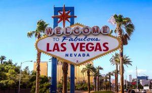 Bienvenu à Las Vegas