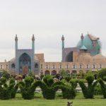 Paysage en Iran