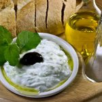 Sauce tzatziki Grecque