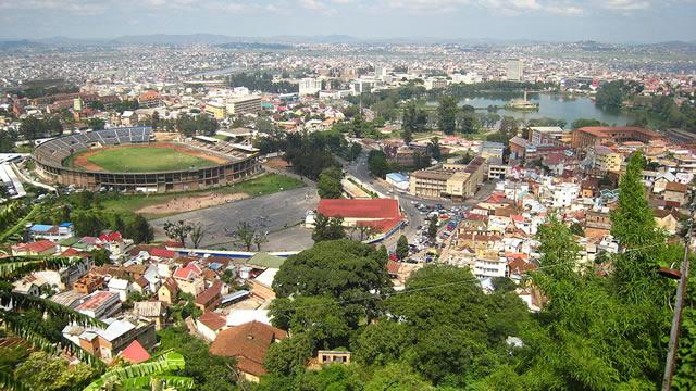 Antananarivo Mahamasina à Madagascar