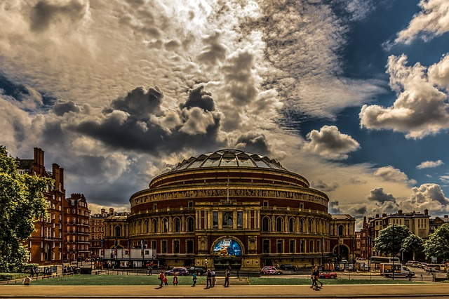 Hôtel Royal Albert à Londre en Grande-Bretagne