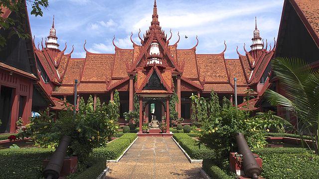 Le musée national de Phnom Penh