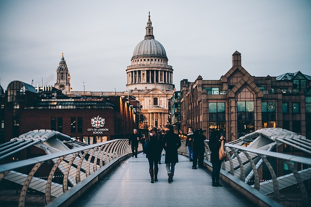 Londre en Grande-Bretagne