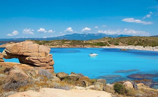 Océan en Corse