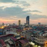 Promenade dans la ville de Phnom Penh