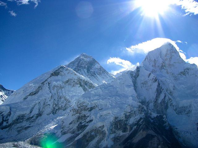 Sentier de Kala Pattar au Népal