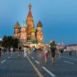 Tout le plaisir de voyager à Moscou