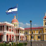 La place de l'indépendance de Granada au Nicaragua
