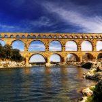 Le Pont du Gard en Occitanie