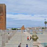 Mosquée de Rabat au Maroc