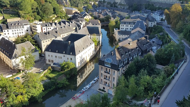 Paysage du Luxembourg