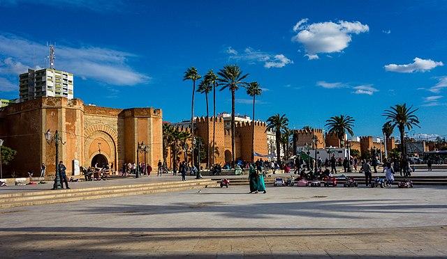 Rabat la capitale du Maroc