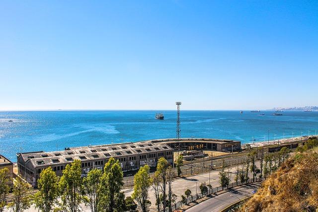 Valparaiso une destination de croisière en Chili