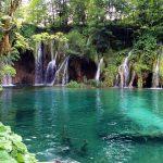 Les Lacs De Plitvice en Croatie Parc Naturel