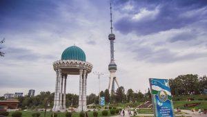 Voyage en Asie centrale, découverte de la ville de Ouzbékistan