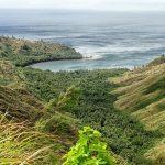 Cetti Bay à Guam en Micronésie