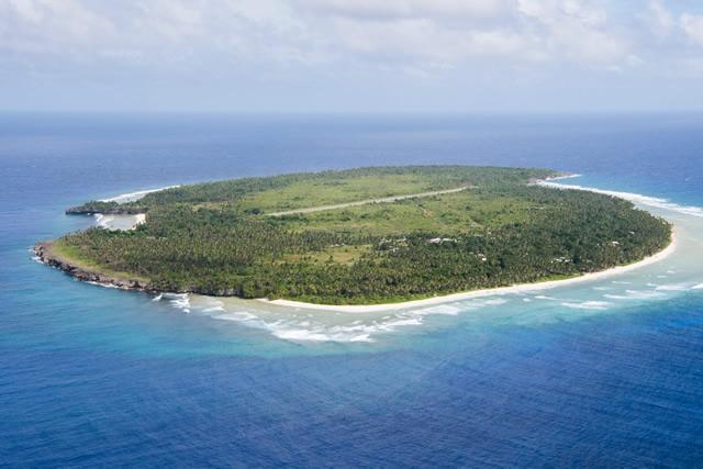 L'île de Yap en Micronésie