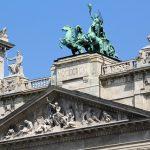 Le musée historique de Budapest