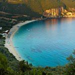 Plage de Parga Lichnos Resort en Grèce