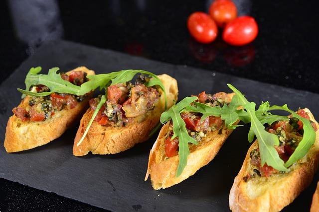 Tapas, une cuisine typique de l'Espagne