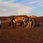 Un voyage aventure lors d'un circuit au Maroc