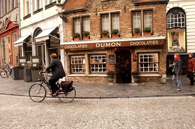 Visite de Bruges à vélo