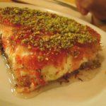 Le dessert Knafeh
