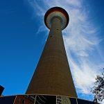 La Tour De Calgary au Canada