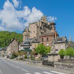 Le chateau d'Estaing