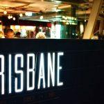Un bar à Brisbaneen Australie