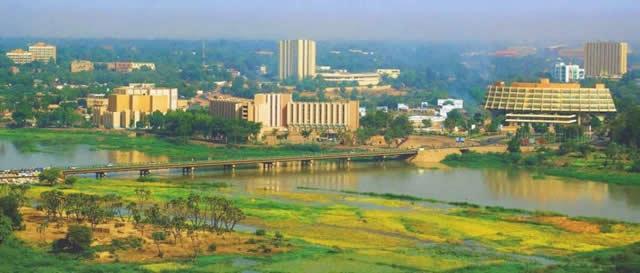 Niamey harobanda la capitale du Niger