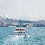 Activite en bateau Istanbul Turquie
