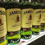 Jameson whiskey Dublin