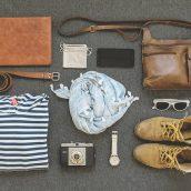 Les accessoires indispensables à préparer avant de partir en voyage