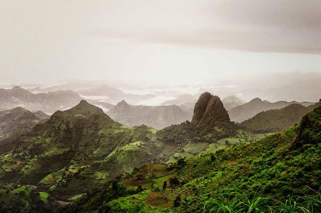 Montagnes Simien
