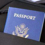 Valise passeport