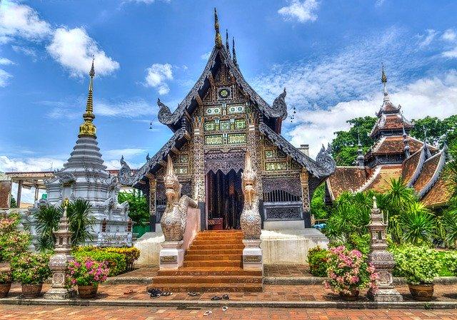 Wat de Chiang Mai