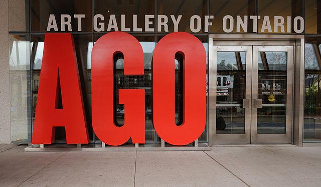 AGO Ontario Toronto Canada