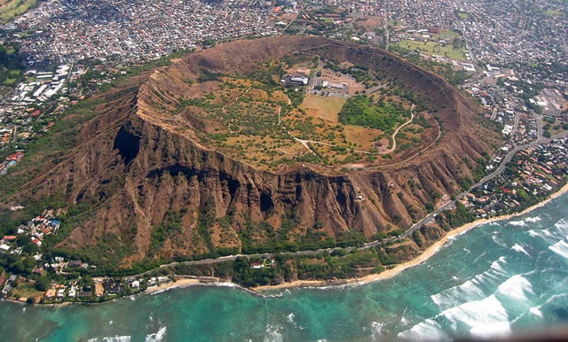 Diamond Head State Honolulu