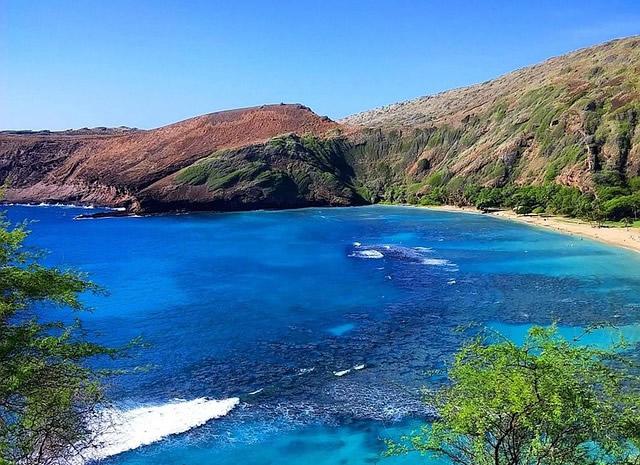 La baie de Hanauma Honolulu